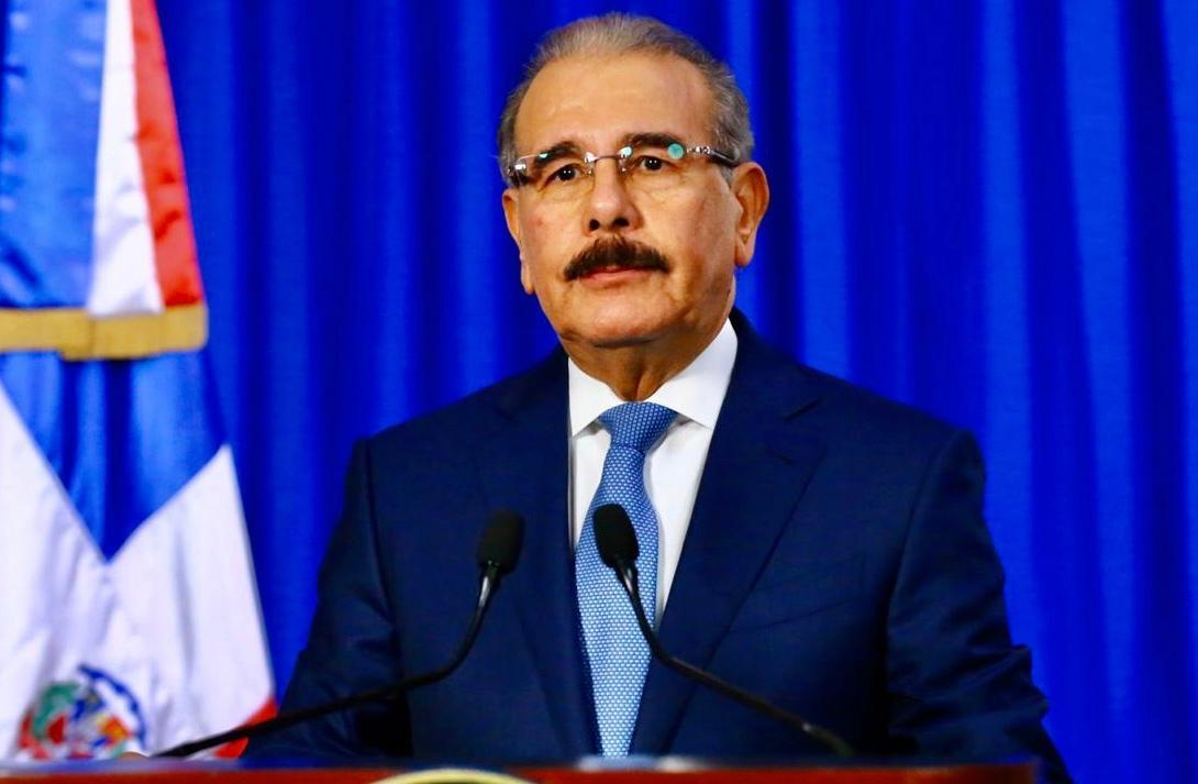 Discurso del Presidente Medina ante COVID-19