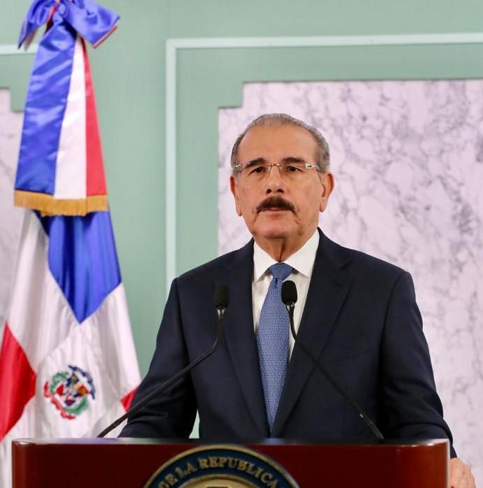 Presidente Medina anuncia desescalada denominada Covidianidad