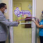 SNS y UNICEF implementan programa Mamá Canguro en hospitales Juan P. Pina y Taiwán
