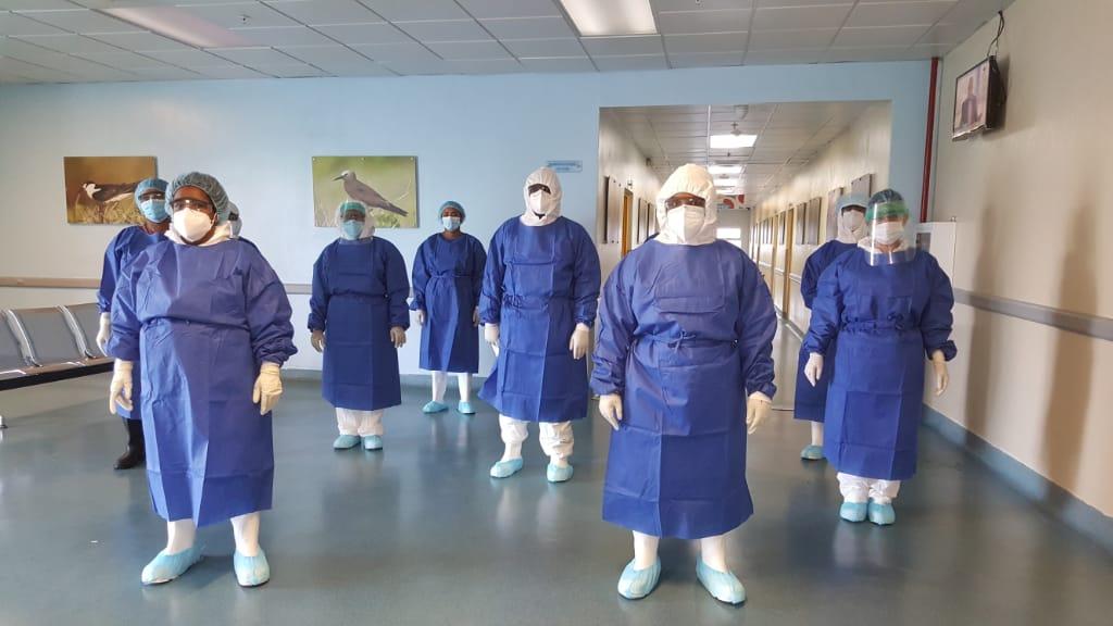 SNS ha designado más de seis mil nuevos colaboradores durante la pandemia