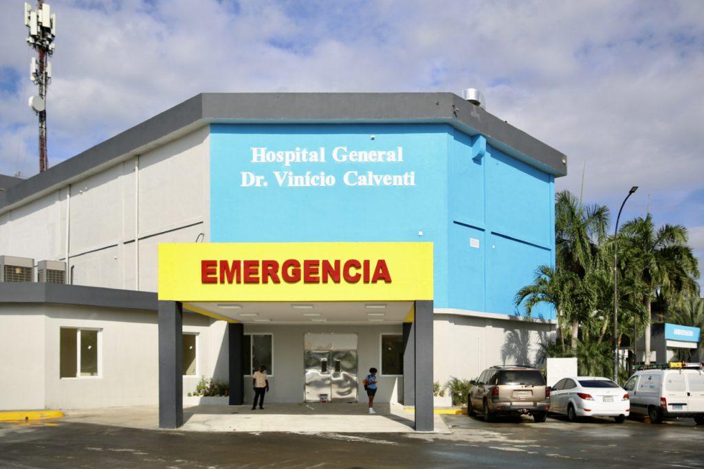 Residentes de Los Alcarrizos y SDO reciben remozado Hospital Vinicio Calventi y municipal de Engombe