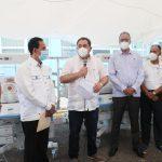 Titular SNS entrega RD$8 millones en equipos a hospital San Vicente de Paúl