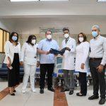 SNS invierte RD$14.4 millones en equipamiento cinco hospitales Red Pública