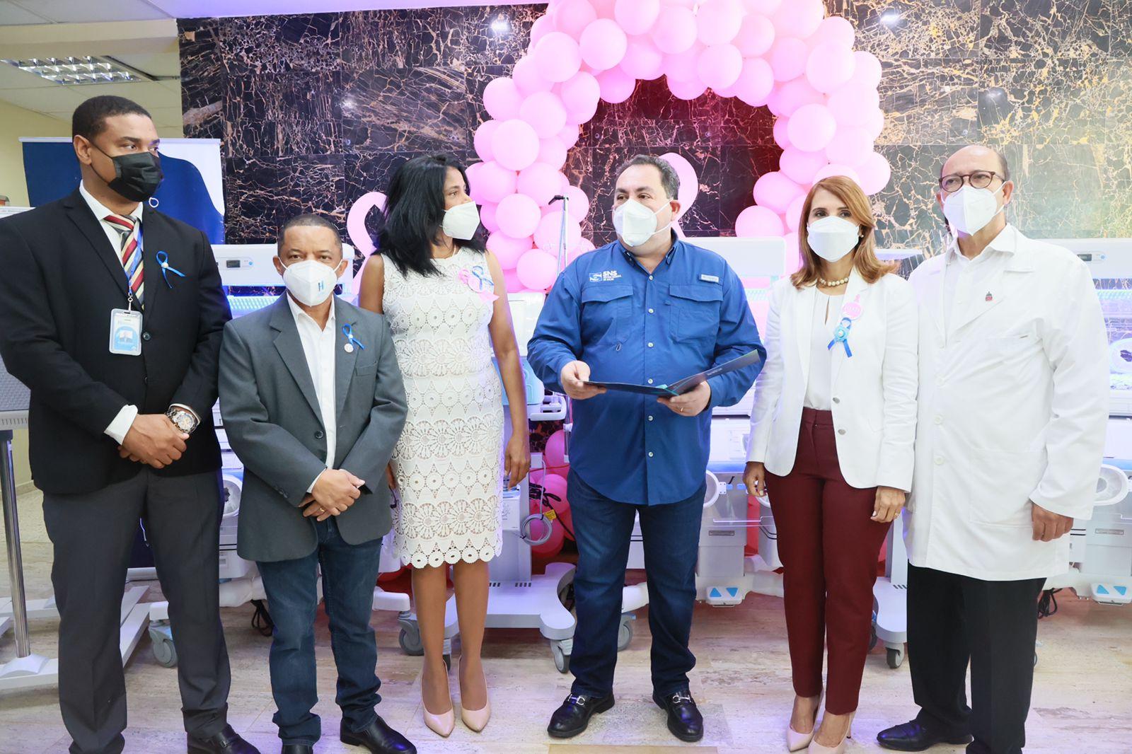 Lee más sobre el artículo SNS entrega 12 millones en equipos al hospital Ricardo Limardo de Puerto Plata